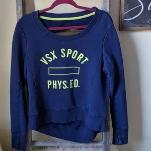 VS SPORT sweatshirt w open back